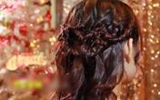 Kiểu tóc đẹp lãng mạn cho đêm tiệc cuối năm
